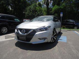 2017 Nissan Maxima SV LEATHER. HEATED SEATS. NAVIGATION SEFFNER, Florida 5
