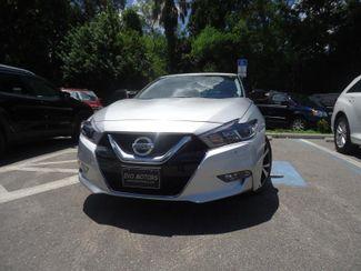 2017 Nissan Maxima SV LEATHER. HEATED SEATS. NAVIGATION SEFFNER, Florida 6