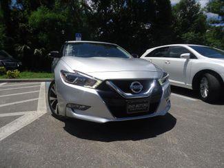2017 Nissan Maxima SV LEATHER. HEATED SEATS. NAVIGATION SEFFNER, Florida 8