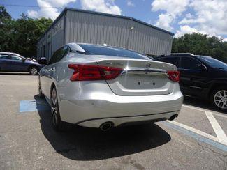 2017 Nissan Maxima SV LEATHER. HEATED SEATS. NAVIGATION SEFFNER, Florida 9