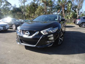 2017 Nissan Maxima SV LEATHER. NAVI. HEATED SEATS SEFFNER, Florida