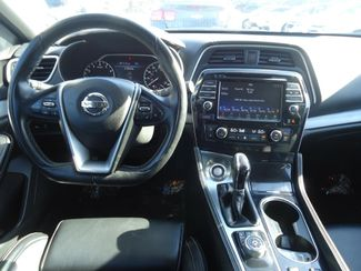 2017 Nissan Maxima SV LEATHER. NAVI. HEATED SEATS SEFFNER, Florida 19