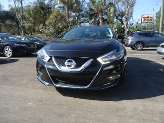 2017 Nissan Maxima SV LEATHER. NAVI. HEATED SEATS SEFFNER, Florida 6