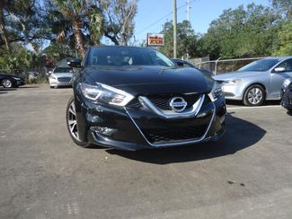 2017 Nissan Maxima SV LEATHER. NAVI. HEATED SEATS SEFFNER, Florida 8