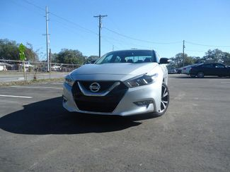 2017 Nissan Maxima SV LEATHER. NAVIGATION. HTD SEATS SEFFNER, Florida