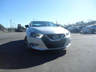2017 Nissan Maxima SV LEATHER. NAVIGATION. HTD SEATS SEFFNER, Florida 8