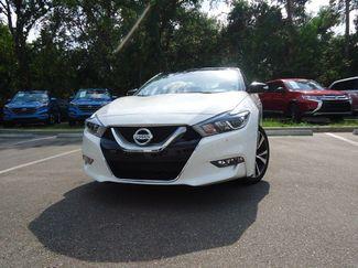 2017 Nissan Maxima Platinum SEFFNER, Florida 7