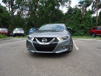 2017 Nissan Maxima SV LEATHER. NAVIGATION. HTD SEATS SEFFNER, Florida 6
