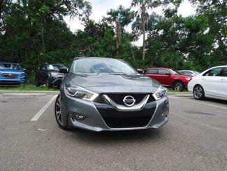 2017 Nissan Maxima SV LEATHER. NAVIGATION. HTD SEATS SEFFNER, Florida 9