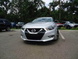2017 Nissan Maxima SV LEATHER. NAVIGATION. HEATED SEATS SEFFNER, Florida 6