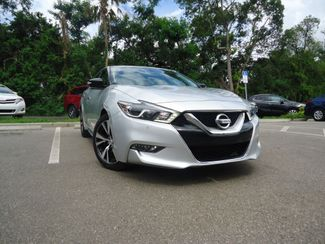 2017 Nissan Maxima SV LEATHER. NAVIGATION. HEATED SEATS SEFFNER, Florida 8