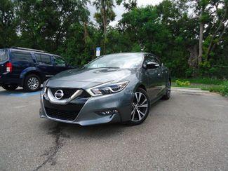2017 Nissan Maxima SV LEATHER. NAVIGATION. HEATED SEATS SEFFNER, Florida 5