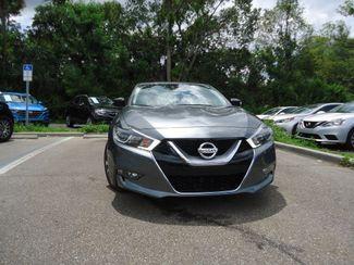 2017 Nissan Maxima SV LEATHER. NAVIGATION. HEATED SEATS SEFFNER, Florida 9