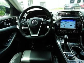 2017 Nissan Maxima SV. LEATHER. NAVIGATION. HTD SEATS SEFFNER, Florida 23