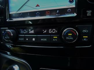 2017 Nissan Maxima SV. LEATHER. NAVIGATION. HTD SEATS SEFFNER, Florida 38