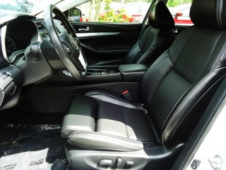 2017 Nissan Maxima SV. LEATHER. NAVIGATION. HTD SEATS SEFFNER, Florida 4