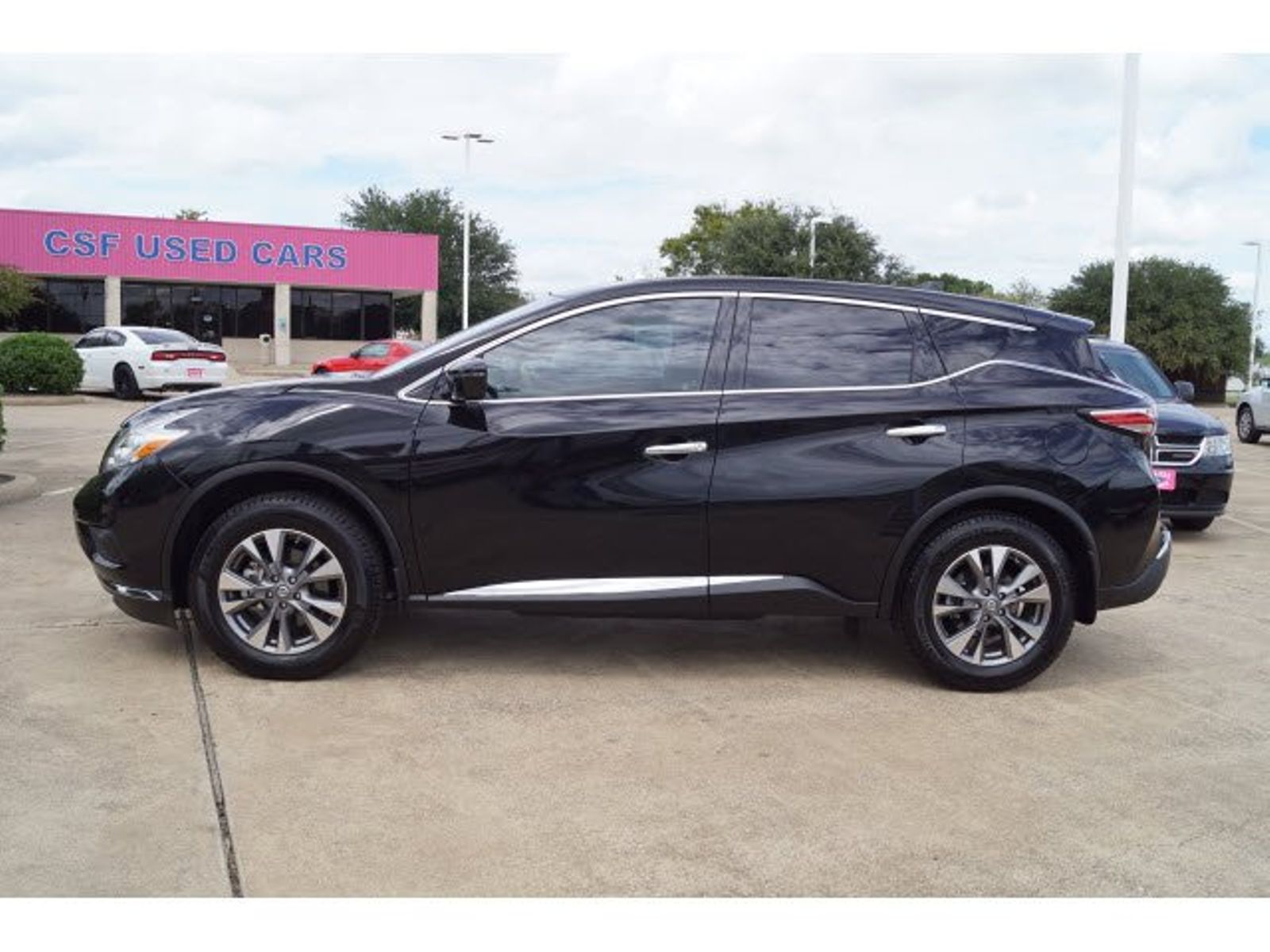 used estate parkers nissan murano review nmgb