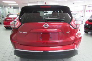 2017 Nissan Murano SV Chicago, Illinois 4