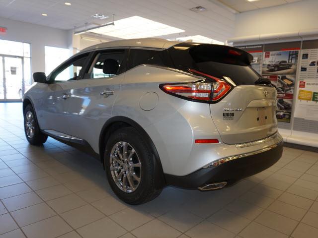 2017 Nissan Murano SL Harrison, Arkansas 1