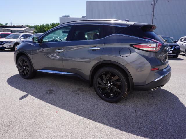 2017 Nissan Murano Platinum Harrison, Arkansas 1