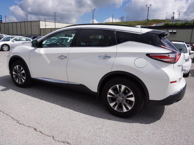 2017 Nissan Murano SV Harrison, Arkansas 2