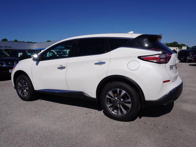 2017 Nissan Murano S Harrison, Arkansas 1