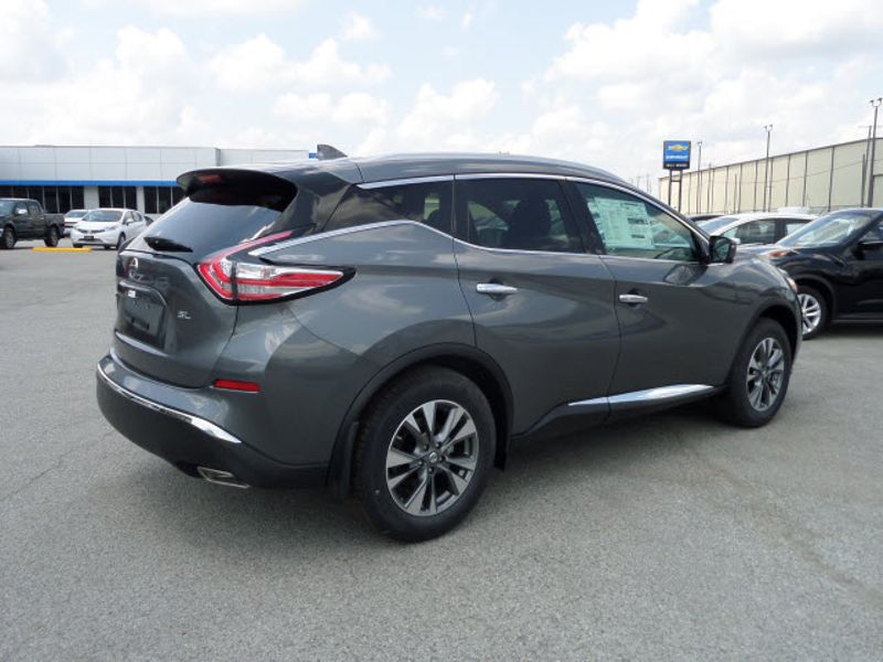 2017 Nissan Murano SL  city Arkansas  Wood Motor Company  in , Arkansas