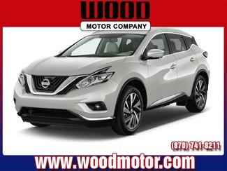 2017 Nissan Murano Platinum Harrison, Arkansas