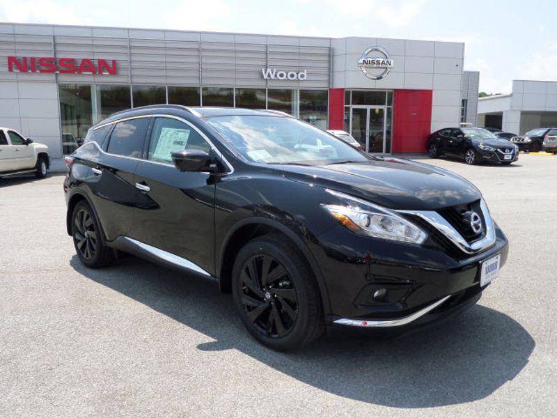 2017 Nissan Murano Platinum  city Arkansas  Wood Motor Company  in , Arkansas