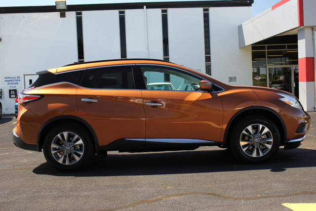 2017 Nissan Murano SV Mooresville , NC 7