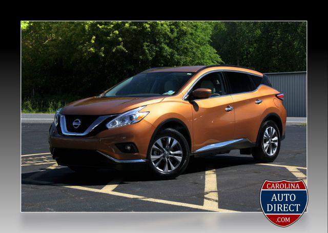 2017 Nissan Murano SV - One Owner - Nav Mooresville , NC 0