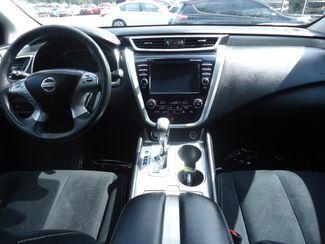 2017 Nissan Murano SV. NAVIGATION SEFFNER, Florida 17
