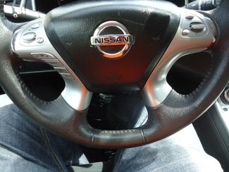 2017 Nissan Murano SV. NAVIGATION SEFFNER, Florida 21