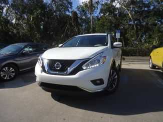 2017 Nissan Murano SV NAVIGATION SEFFNER, Florida