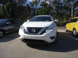 2017 Nissan Murano SV NAVIGATION SEFFNER, Florida 6