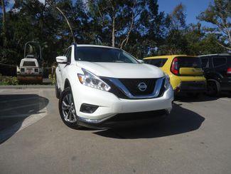 2017 Nissan Murano SV NAVIGATION SEFFNER, Florida 7