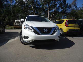 2017 Nissan Murano SV NAVIGATION SEFFNER, Florida 8