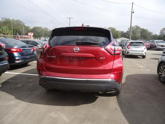 2017 Nissan Murano SV. NAVIGATION SEFFNER, Florida 11