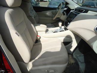 2017 Nissan Murano SV. NAVIGATION SEFFNER, Florida 14