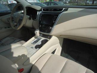 2017 Nissan Murano SV. NAVIGATION SEFFNER, Florida 15