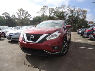 2017 Nissan Murano SV. NAVIGATION SEFFNER, Florida 4