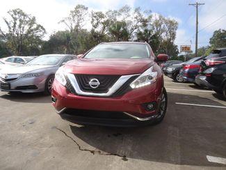 2017 Nissan Murano SV. NAVIGATION SEFFNER, Florida 5