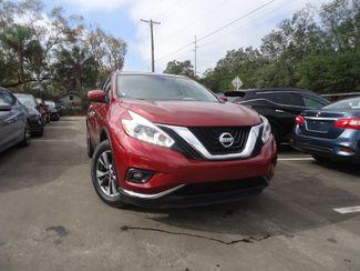 2017 Nissan Murano SV. NAVIGATION SEFFNER, Florida 6