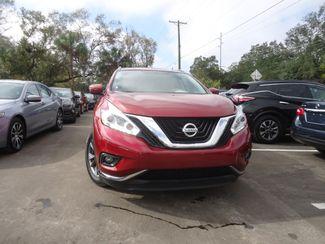2017 Nissan Murano SV. NAVIGATION SEFFNER, Florida 7