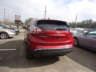 2017 Nissan Murano SV. NAVIGATION SEFFNER, Florida 8