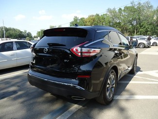 2017 Nissan Murano SV. NAVIGATION SEFFNER, Florida 12