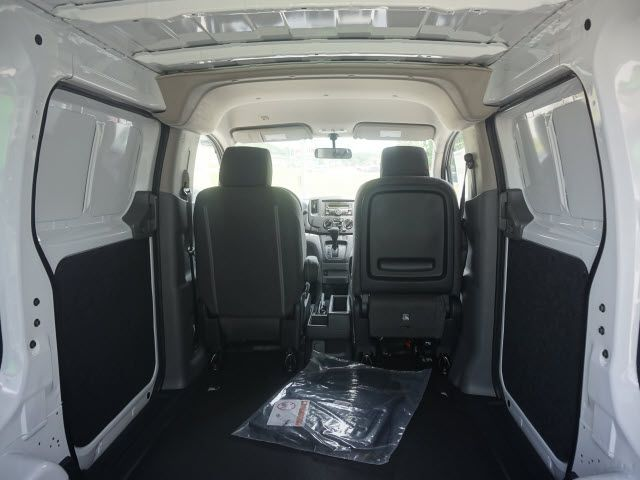 2017 Nissan NV200 Compact Cargo S Harrison, Arkansas 4