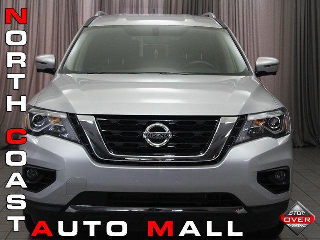 Used 2017 Nissan Pathfinder, $29983