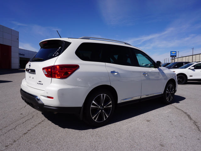 2017 Nissan Pathfinder Platinum Harrison, Arkansas 2