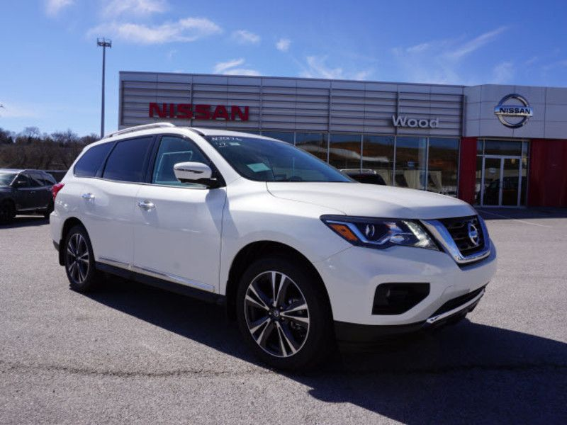 2017 Nissan Pathfinder Platinum  city Arkansas  Wood Motor Company  in , Arkansas